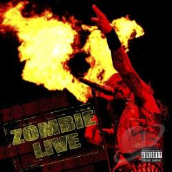 Zombie, Rob - Zombie Live CD Cover Art