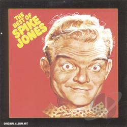 Jones, Spike - Thank You, Music Lovers CD Cover Art