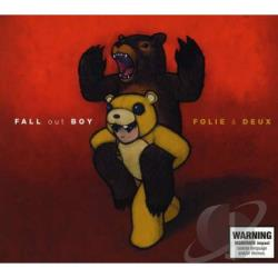 Fall Out Boy - Folie A Deux-Collector's Edition CD Cover Art