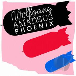 Phoenix - Wolfgang Amadeus Phoenix CD Cover Art