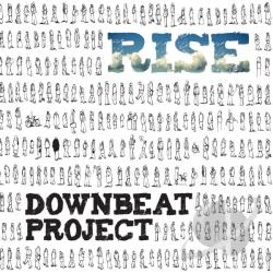 Downbeat Project - Rise CD Cover Art