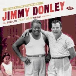 Donley, Jimmy - In the Key of Heartbreak CD Cover Art