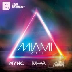 Miami 2013 CD Cover Art
