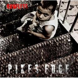 Pikes Edge - Nameless CD Cover Art
