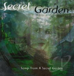 Secret Garden - Songs from a Secret Garden CD Cover Art