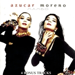 Azucar Moreno - Mambo CD Cover Art