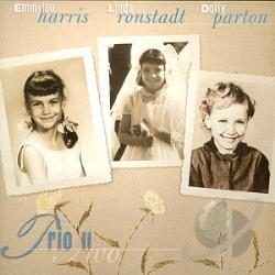 Harris, Emmylou / Parton, Dolly / Ronstadt, Linda - Trio II CD Cover Art