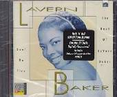 Baker, Lavern - Soul on Fire: The Best of LaVern Baker CD Cover Art