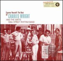 Wright, Charles - Express Yourself: The Best of Charles Wright CD Cover Art