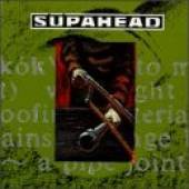 Supahead - Caulk CD Cover Art