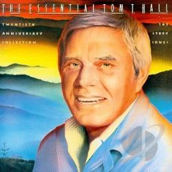 Hall, Tom T. - Essential Tom T. Hall: Story Songs CD Cover Art