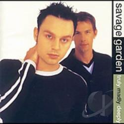 Savage Garden - Truly Madly Deeply CD Cover Art
