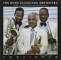 Duke Ellington Orchestra / Ellington, Mercer - Continuum CD Cover Art