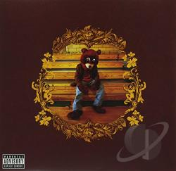 West, Kanye - College Dropout CD Cover Art