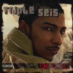 Seis, Triple - Time'll Tell CD Cover Art