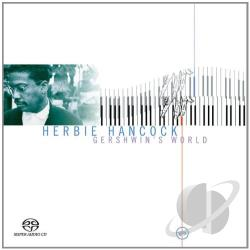 Hancock, Herbie - Gershwin's World CD Cover Art
