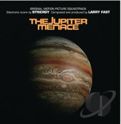 Synergy - Jupiter Menace CD Cover Art