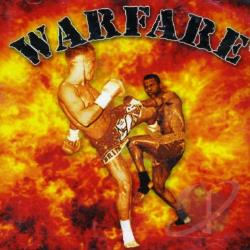 Warfare - Fierce Intentions CD Cover Art