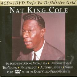 Cole, Nat King - Definitive Gold CD Cover Art
