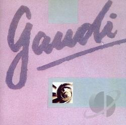 Alan Parsons Project - Gaudi CD Cover Art