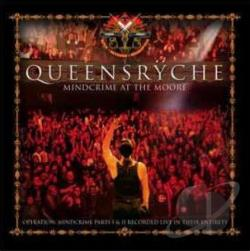 Queensryche - Mindcrime at the Moore CD Cover Art