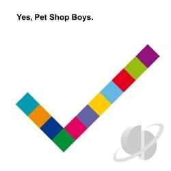 Pet Shop Boys - Yes CD Cover Art
