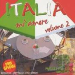 Italie - Vol. 2 - Italia Mi Amor CD Cover Art
