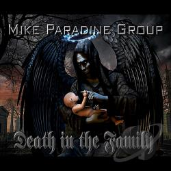 Paradine, Mike - Death In the Family CD Cover Art