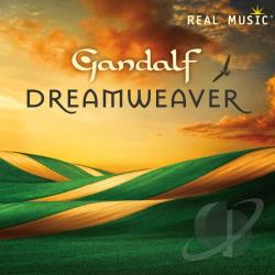 Gandalf - Dreamweaver CD Cover Art