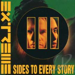 Extreme - III Sides to Every Story CD Cover Art