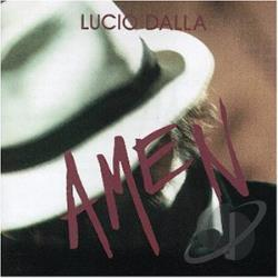 Dalla, Lucio - Amen CD Cover Art