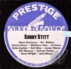 Stitt, Sonny - Prestige First Sessions, Vol. 2 CD Cover Art