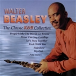 Beasley, Walter - Classic R&B Collection CD Cover Art