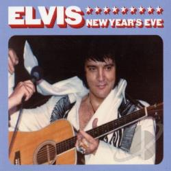 Presley, Elvis - New Year'S Eve 1976 CD Cover Art