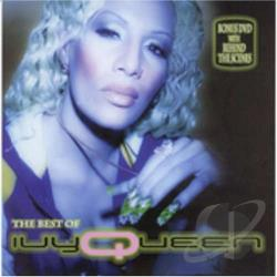 Ivy Queen - Best of Ivy Queen CD Cover Art