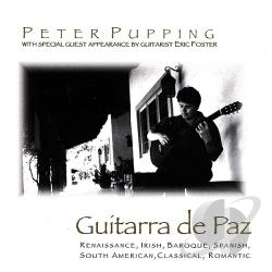 Pupping, Peter - Guitarra de Paz CD Cover Art