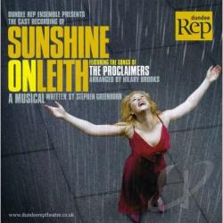 Dundee Rep Theatre - Sunshine On Leith CD Cover Art