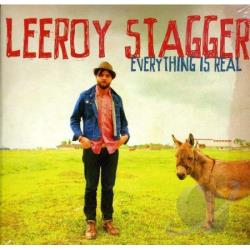 Stagger, Leeroy - Everything Is Real CD Cover Art