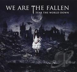 We Are The Fallen - Tear the World Down CD Cover Art