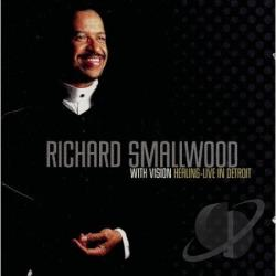 Smallwood, Richard - Healing: Live in Detroit CD Cover Art