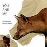 You & Me - Romantic And The Realist CD Cover Art
