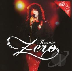 Zero, Renato - Un'ora Con CD Cover Art