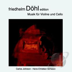 Doehl / Johnson / Schwarz - Musik fur Violine und Cello CD Cover Art