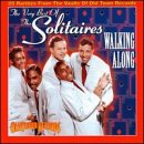 Solitaires - Very Best of the Solitaires: Walking Along CD Cover Art