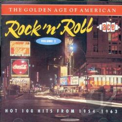 Golden Age of American Rock 'n' Roll, Vol. 2 CD Cover Art