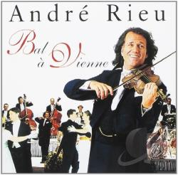 Rieu, Andre - Vienna I Love, Waltzes From My Heart CD Cover Art
