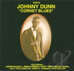 Dunn, Johnny - Cornet Blues CD Cover Art