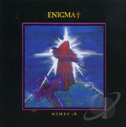 Enigma - Mcmxc A.D. CD Cover Art