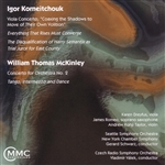 Igor Korneitchouk & William Thomas McKinley CD Cover Art