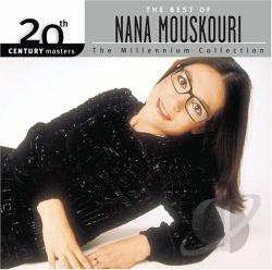 Mouskouri, Nana - 20th Century Masters - The Millennium Collection: The Best of Nana Mouskouri CD Cover Art